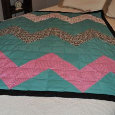 Amanda's comforter