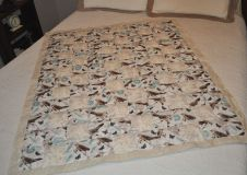 Anna's comforter