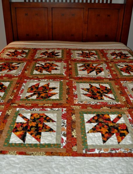 Nov. Quilt of the Month