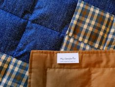 blue and brown plaid1