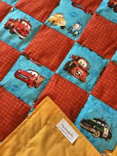 cars My Comforter weighted blanket