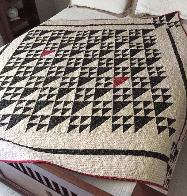August Quilt of the Month