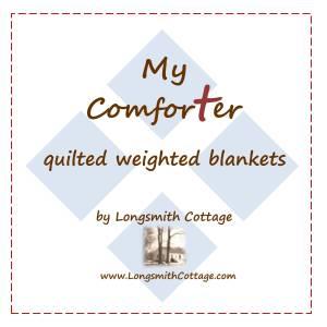 My Comforter sign